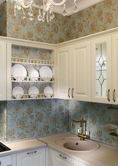 Классический Кухня by Студия дизайна Ольги Подольской
