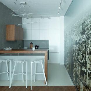 Новые идеи обустройства дома: кухня в современном стиле