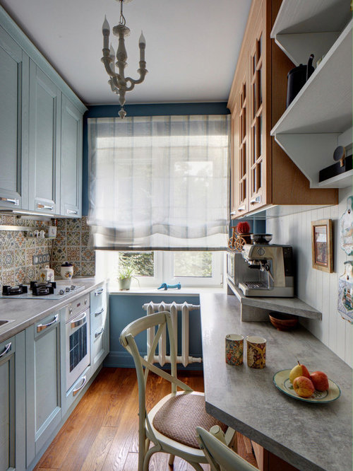 Small Galley Kitchen Design Ideas & Remodel Pictures | Houzz
