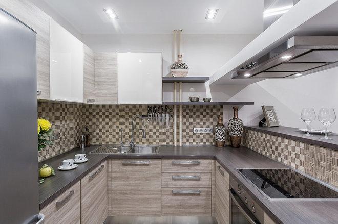 Современный Кухня by Nadezhda Home