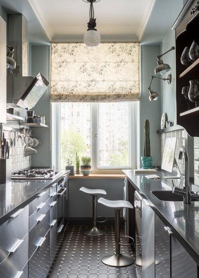Современный Кухня by Лена Зуфарова