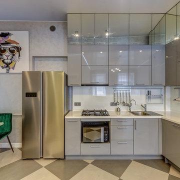 Квартира на Малой Посадской