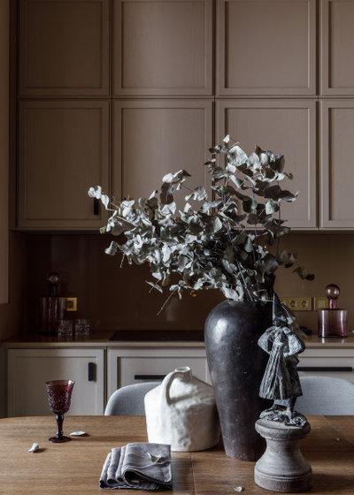 Кухня by OLGA IEVLEVA Interior design & decoration