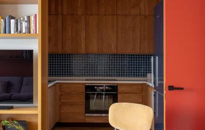 Просто фото: Кухня-ниша — 29 вариантов