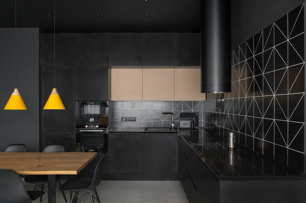 Contemporary Kitchen by Le Atelier