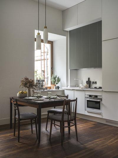 Современный Кухня by MO interior design