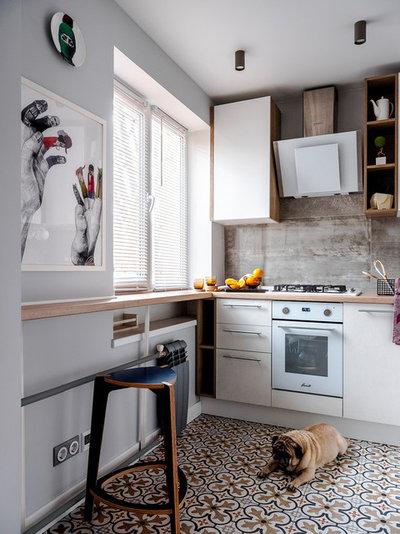 Современный Кухня by Flatsdesign / Евгения Матвеенко