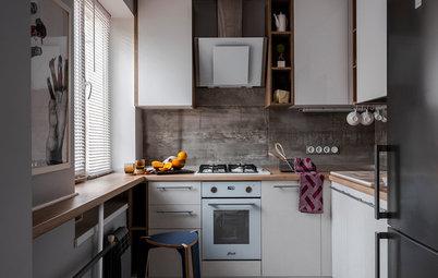 Просто фото: Дизайн кухни 6 кв.м — 22 примера