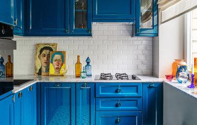 Просто фото: Дизайн кухни 7 кв.м — 23 решения