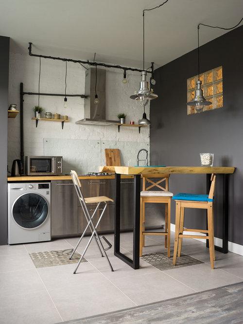 Lavatrice in cucina - Foto e idee | Houzz