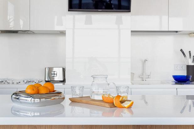 Современный Кухня by Студия дизайна интерьера Асии Орловой
