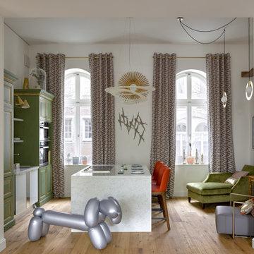 Квартира в Дюссельдорфе 140