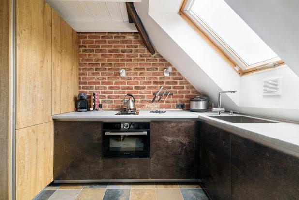 Лофт Кухня by Shperling DESIGN
