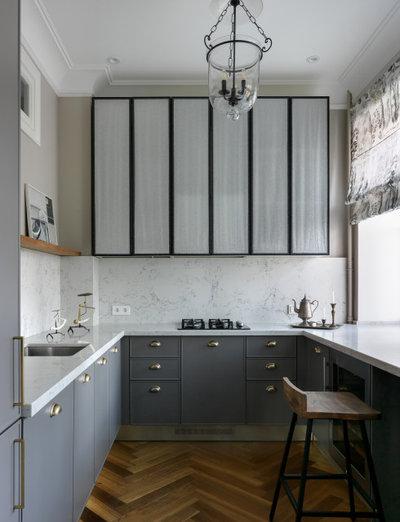 Неоклассика Кухня by Мария Пилипенко