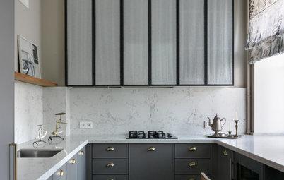 Просто фото: Кухни на три стороны