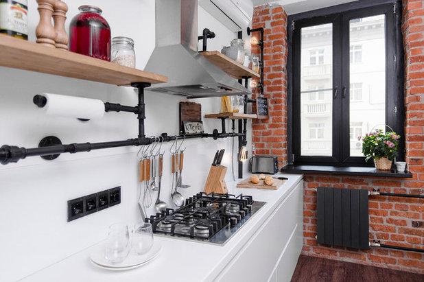11 Modi per Usare il Bianco in Cucina