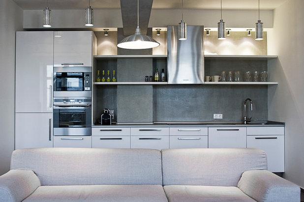 Лофт Кухня by Студия Дизайн Квадрат