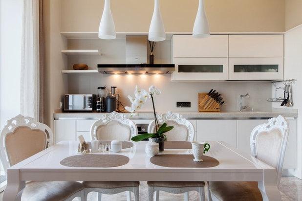Современный Кухня by IND Archdesign