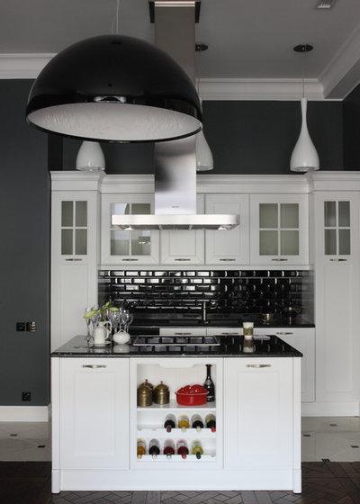 Классический Кухня by Irina Bubnova Interior Design