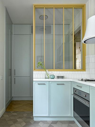 Современный Кухня by Юлия Голавская