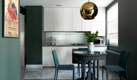 Picture Perfect: 20 Small and Stylish Eat-In Kitchens