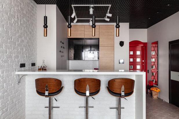 Лофт Кухня by Надя Кармин