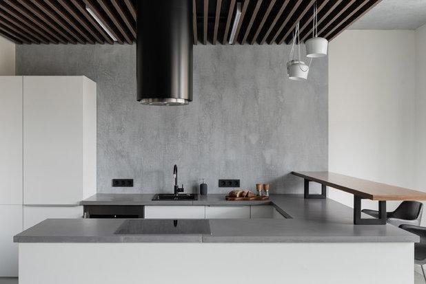 Современный Кухня by KIDZ