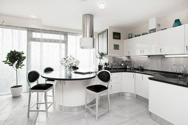 Современный Кухня by Team Design
