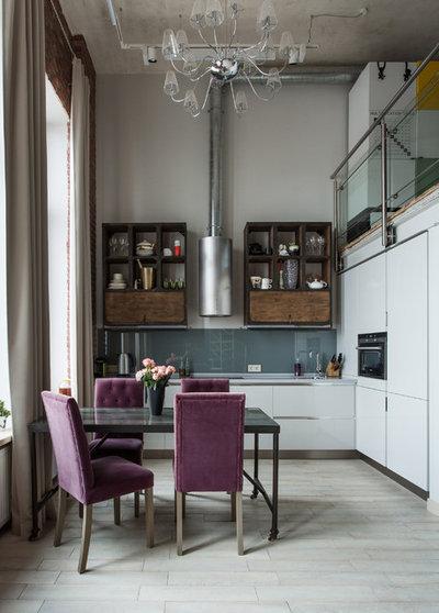 Лофт Кухня by Olga Shangina Photography
