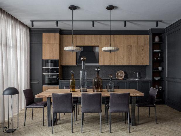 Современный Кухня by Дом архитектуры и дизайна Кирилла Егорова