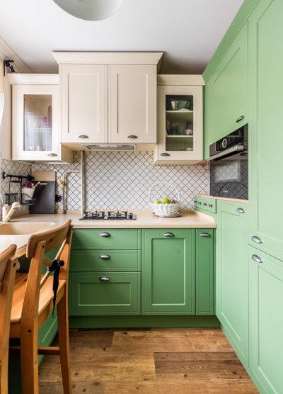 Неоклассика Кухня by Студия дизайна - Sign_de_sign