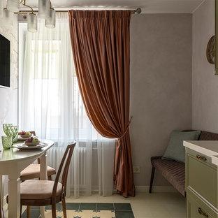 Маленькая квартира с весенними нотками. 38 м2. Серия дома П II-68.