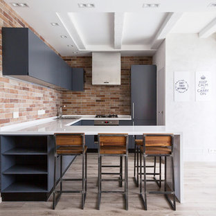 Modern kitchens - Selection