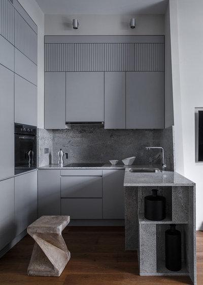 Современный Кухня by STUDIO8