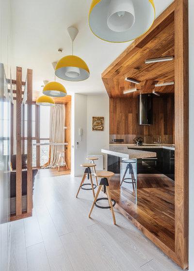 Современный Кухня by ADesign