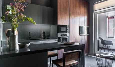 Есть решение: 8 вариантов дизайна кухни 15 кв.м