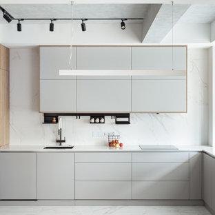 Неиссякаемый источник вдохновения для домашнего уюта: кухня в скандинавском стиле