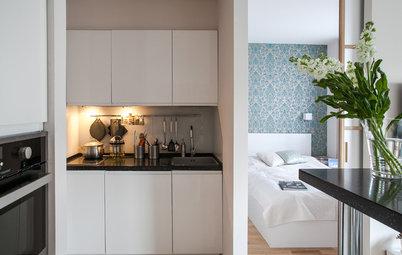 Малогабаритные квартиры: 20 проектов «для жизни»