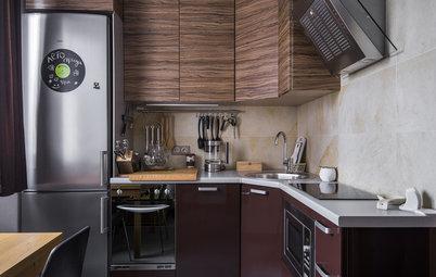 Кухня: Чем руководствоваться при компоновке модулей гарнитура