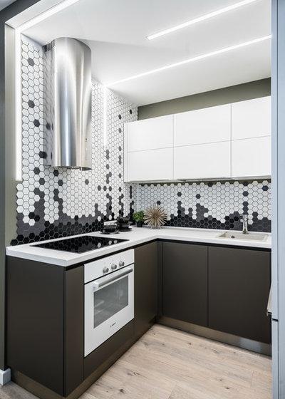 Contemporary Kitchen by Арина Волкова