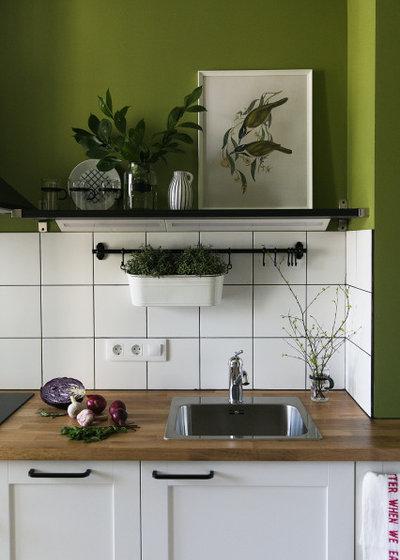 Неоклассика Кухня by Zarkua Anastasia