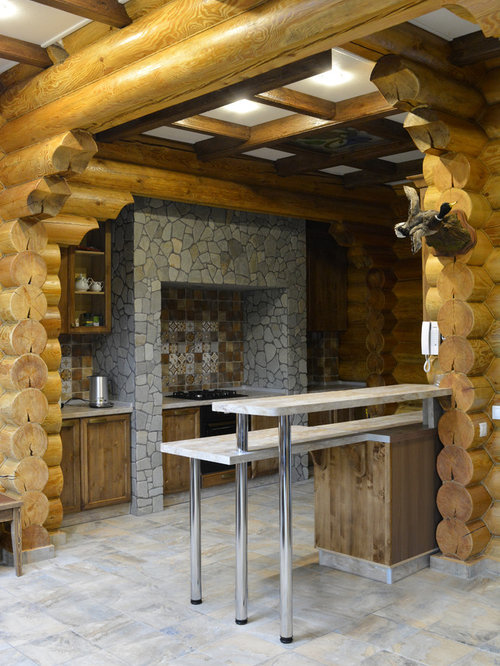 Affordable Rustic Kitchen Design Ideas Renovations Amp Photos