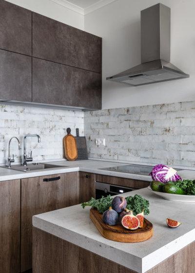 Современный Кухня by TWO SIDES | Архитектурная студия
