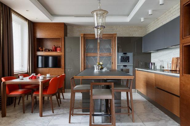 Современный Кухня by Suite n. Seven
