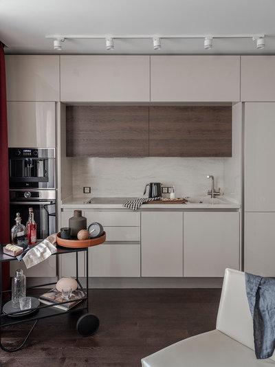 Современный Кухня by Александра Карабатова