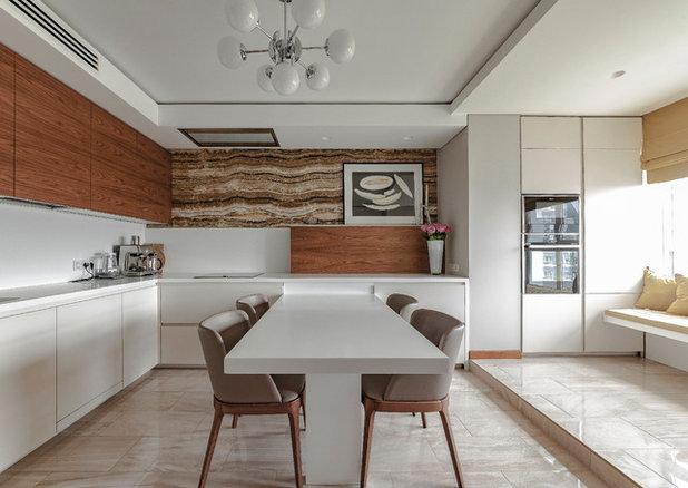 Современный Кухня by дизайн - студия Валерии Масловой