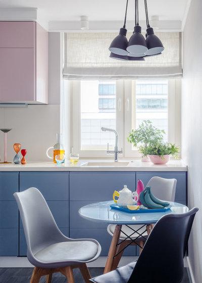 Scandinavian Kitchen by Salmon Lair