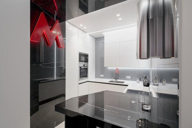 Современный Кухня by ID Studio