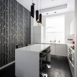Papel pintado para cocinas: ideas y fotos | Houzz