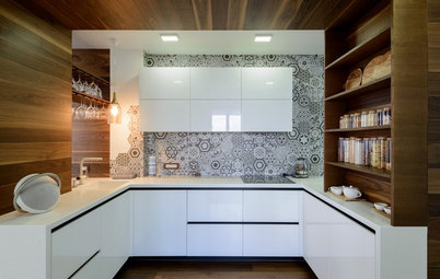Secret to a Spectacular Backsplash in the Kitchen